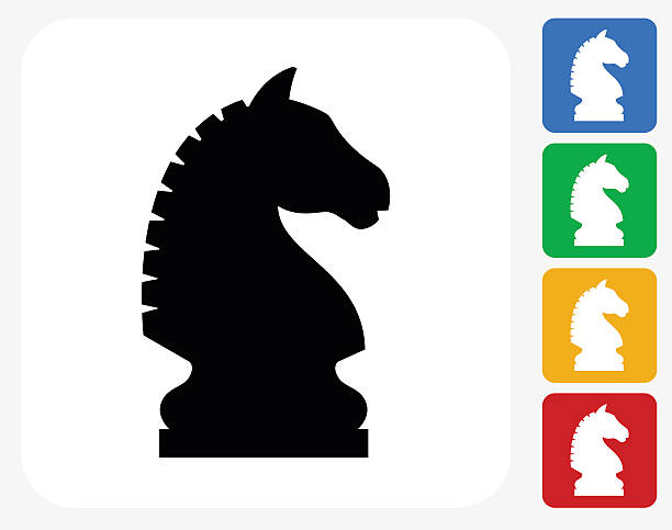 612x483 Knight Chess Piece Clipart