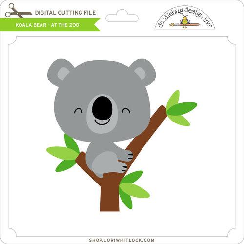 500x500 Koala Bear