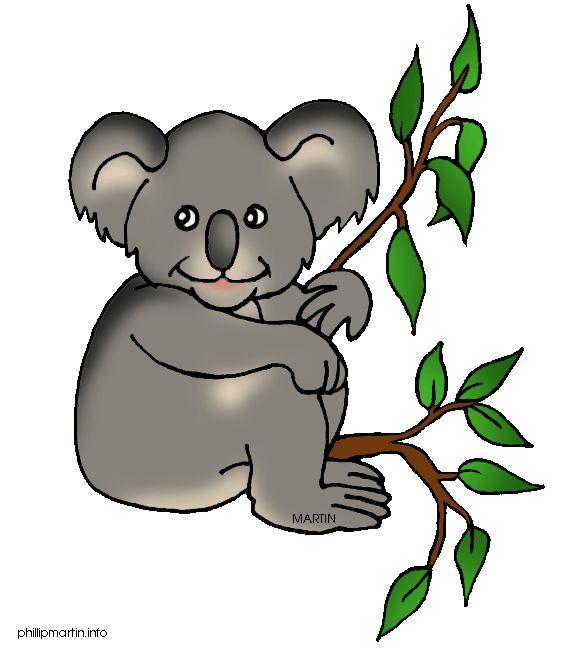 573x648 Koala Clipart Australian Animal