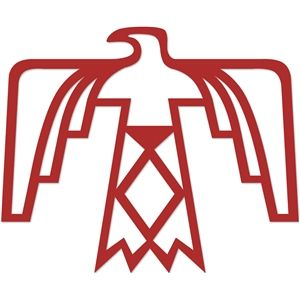 300x300 Native American Thunderbird Design Native American Thunderbird