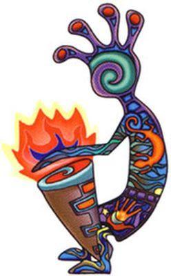 248x400 239 Best Kokopelli !! Images On Aboriginal Art, Native