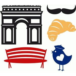 300x300 25 Best Logos Images On Silhouettes