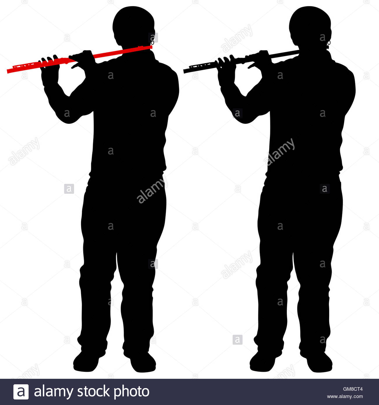 1300x1390 Silhouette Playing Flute Stock Photos amp Silhouette Playing Flute