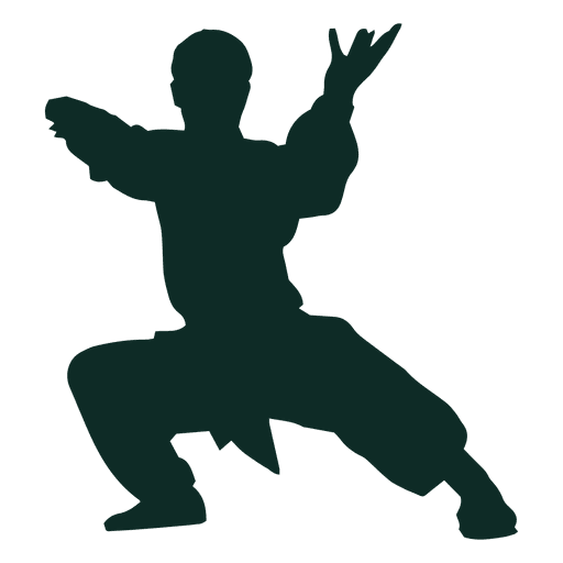 512x512 Kung Fu Stance Shaolin