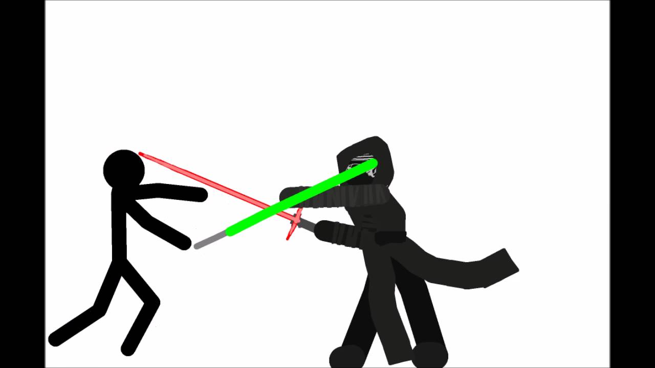 1280x720 Star Wars Battlesluke Skywalker Vs Kylo Ren [Old]