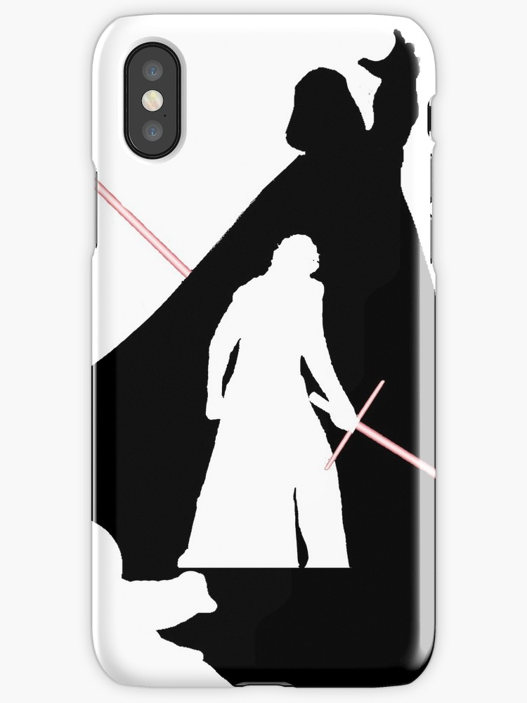 750x1000 Darth Vader Kylo Ren Iphone Cases Amp Skins By Sassanhaise