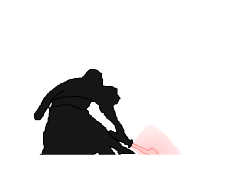 480x360 Kylo Ren Lightsaber Ignition Thing On Scratch