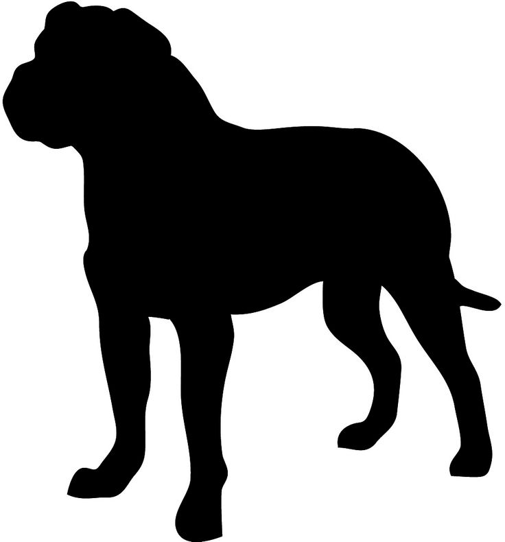 736x790 Free Dog Silhouette Images, Hanslodge Clip Art Collection