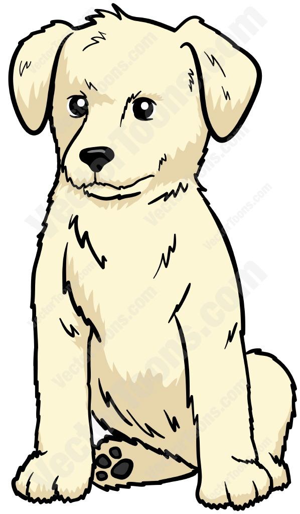 598x1024 Lab Puppy Clipart
