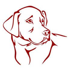 236x236 Royalty Free (Rf) Labrador Retriever Clipart, Illustrations