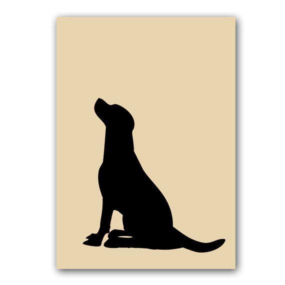 570x570 Labrador Clipart Dog Shadow Many Interesting Cliparts