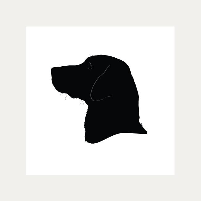 652x652 Silhouette Portrait Prints James Middleton