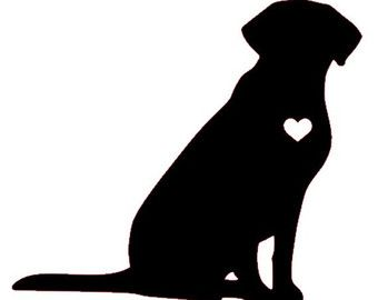 340x270 Image Result For Yellow Lab Silhouettes Dog Silouhettes