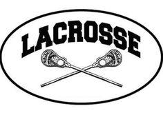 Lacrosse Silhouette Clip Art