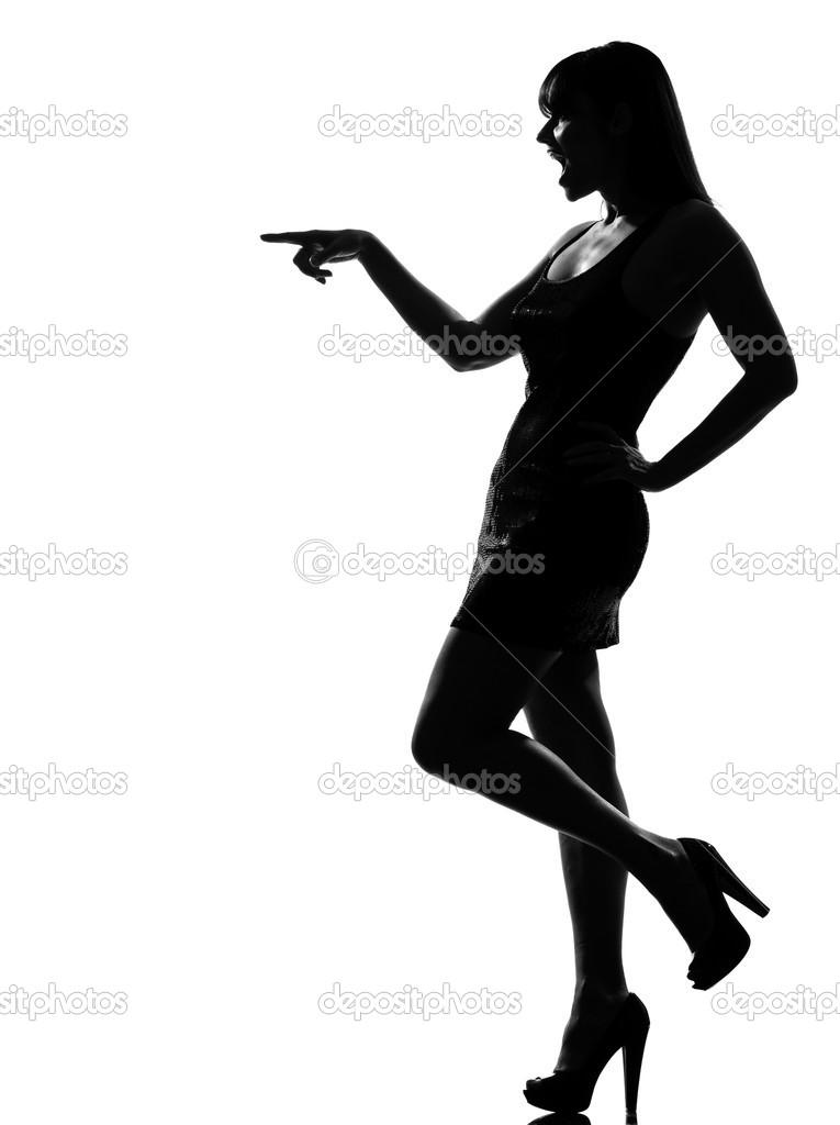 765x1024 Stylish Silhouette Woman Clipart Panda