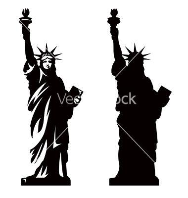 380x400 Statue Of Liberty Vector America Liberty, Circuit