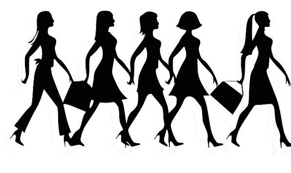 596x355 Women, Females, Ladies, Handbags, Girls, Lassies, Gal's Night