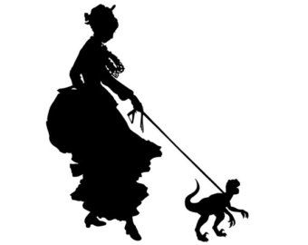 340x270 Popular Items For Silhouette Girl On Etsy Christmas Charm
