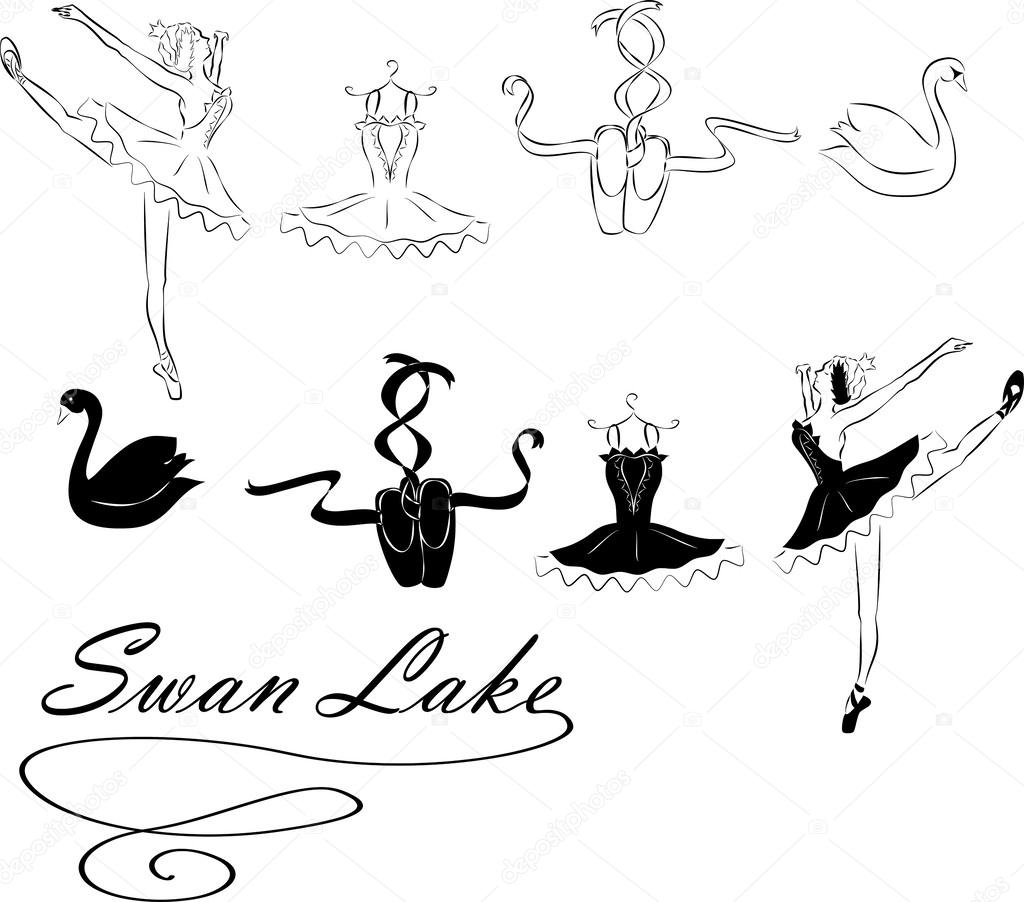 1024x902 Swan Clipart Swan Lake