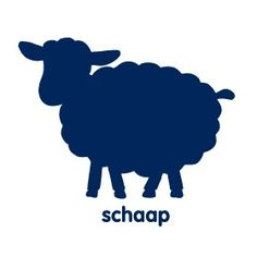 236x236 8 Sheep Silhouette Vector Embroidery