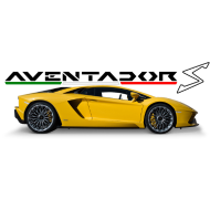 190x190 Lamborghini Aventador S By Ns Carspots Spreadshirt