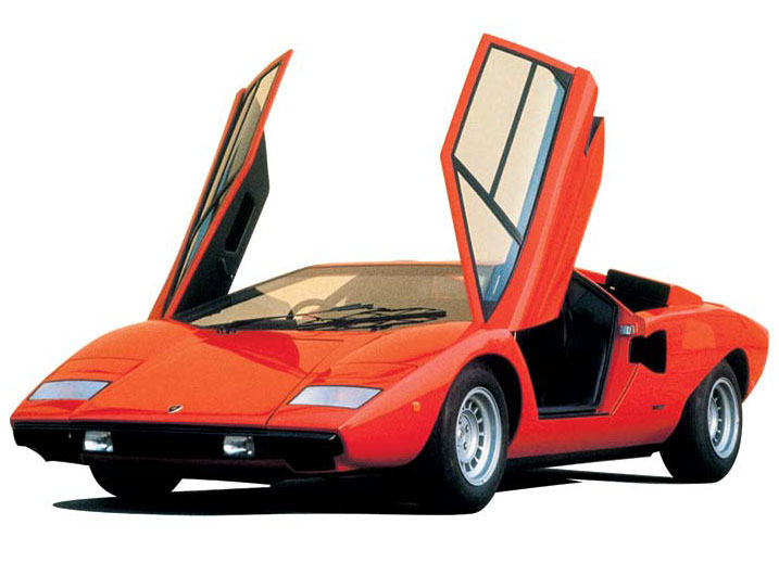 717x519 Lamborghini Countach 1974 Cartype
