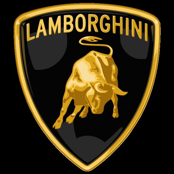 600x600 Lamborghini Vector Logo Free Download Vector Logos Art Graphics