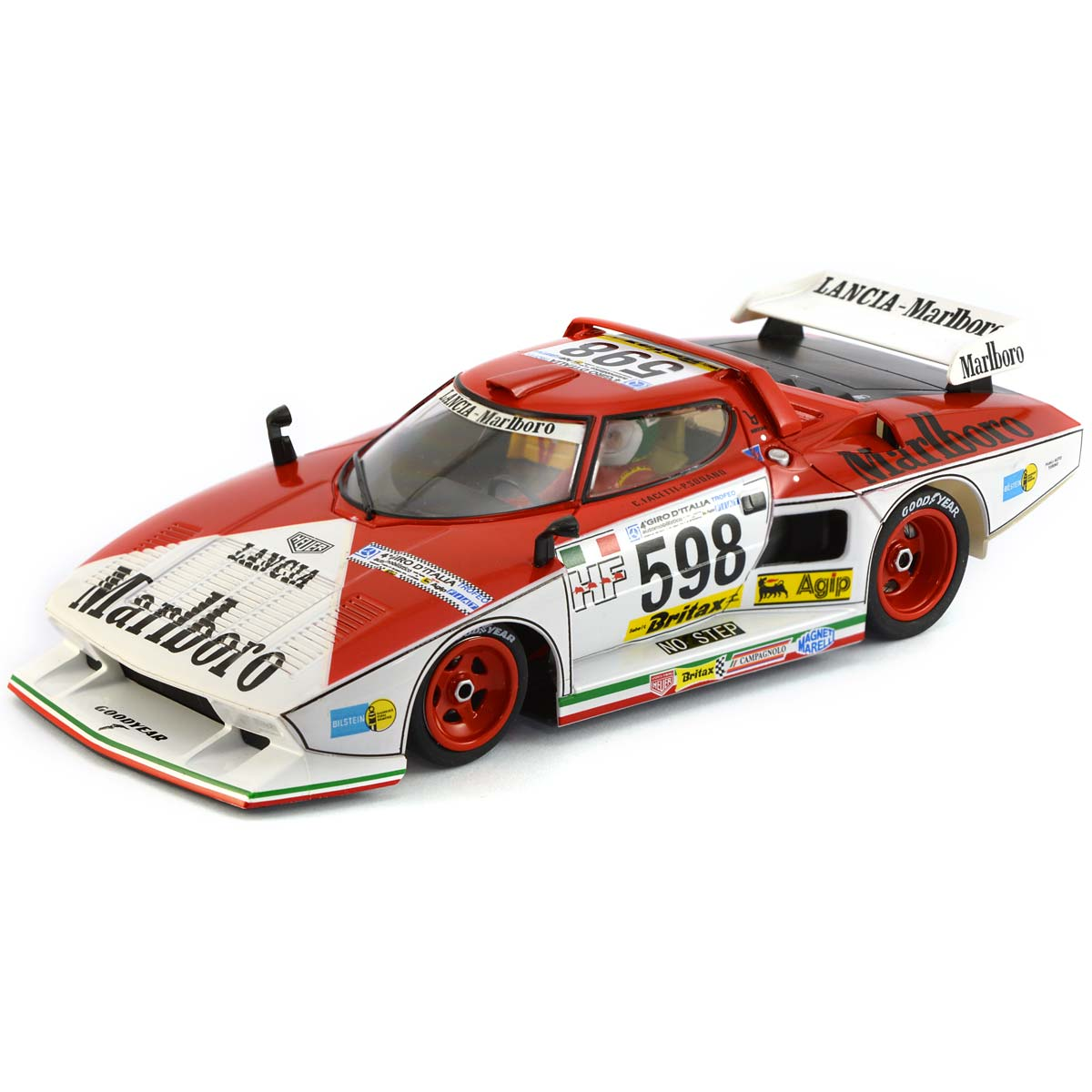 1200x1200 Racer Sideways Lancia Stratos Turbo Silhouette (Sw52)