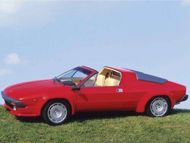 640x480 Unearthed 1986 Lamborghini Jalpa