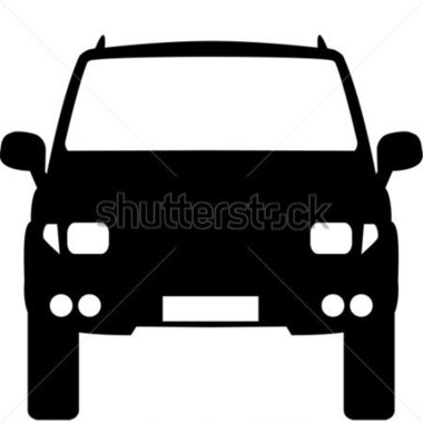 380x380 Car Front Silhouette Earlyjob.site