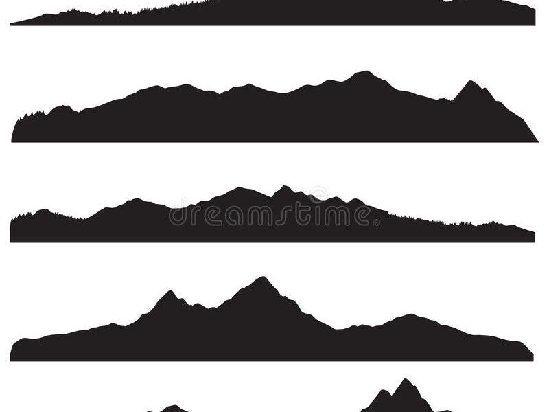 800x600 Landscape Silhouette Landscape Channel