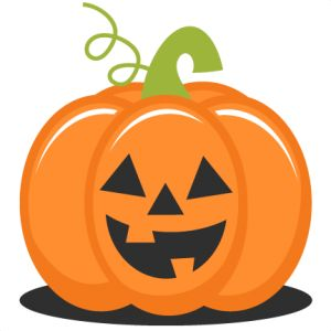 300x300 Free Halloween Jack O Lantern Silhouette Clipart