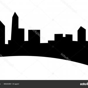 300x300 Charlotte City Architecture Retro Vector Illustration Lazttweet