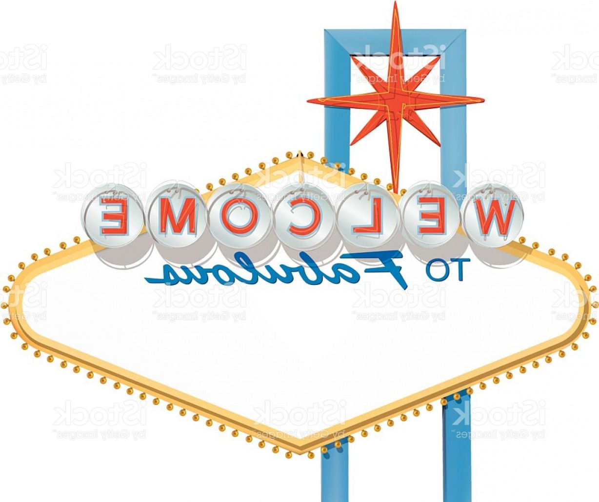 1228x1029 Welcome To Fabulous Las Vegas Sign Vector Gm Arenawp