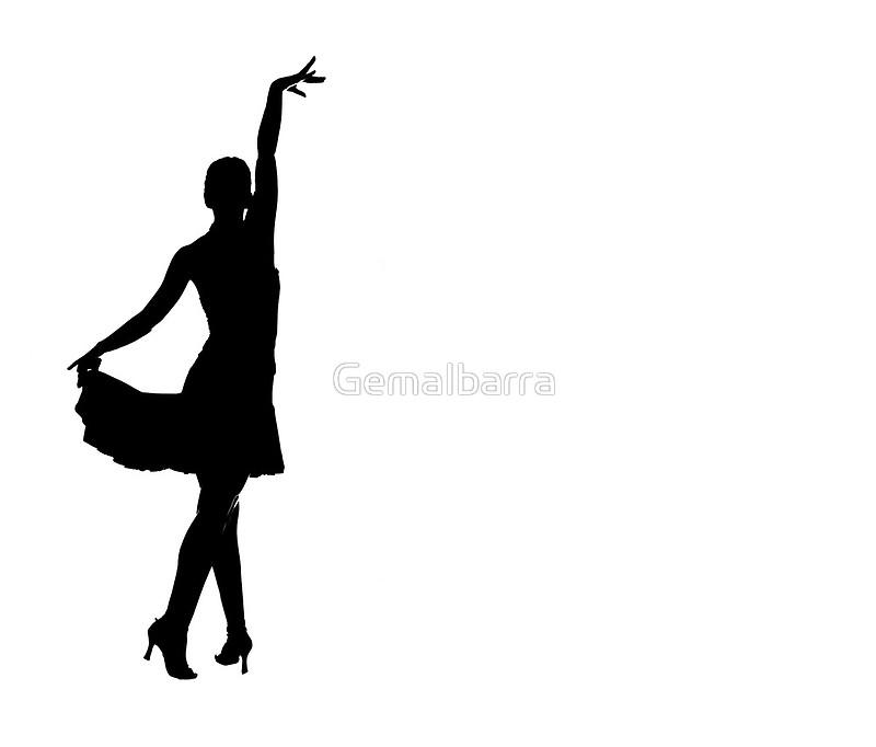 800x682 Latin Dancer Silhouette Travel Mugs By Gemaibarra Redbubble