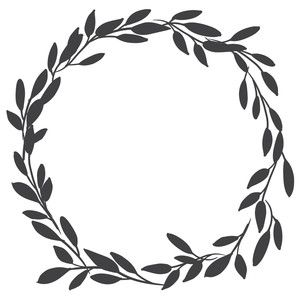 laurel wreath silhouette at getdrawings com free for personal use rh getdrawings com wreath clip art free black and white wreath clip art black and white