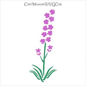 300x300 Lavender Svg Dxf Etsy