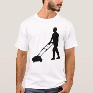 307x307 Lawn Mower Man T Shirts Amp Shirt Designs Zazzle
