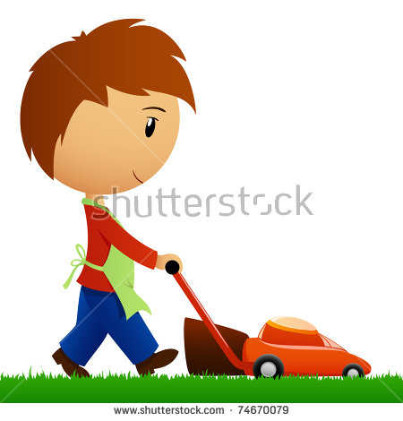 Lawn mower silhouette at getdrawings free for personal use 450x470 turn mower profile silhouette black white clipart publicscrutiny Image collections