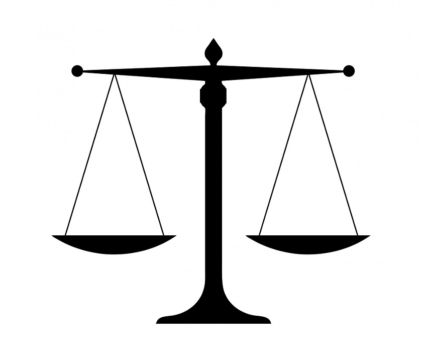 840x720 Free Photo Justice Law Scales Silhouette Black Scales Justice