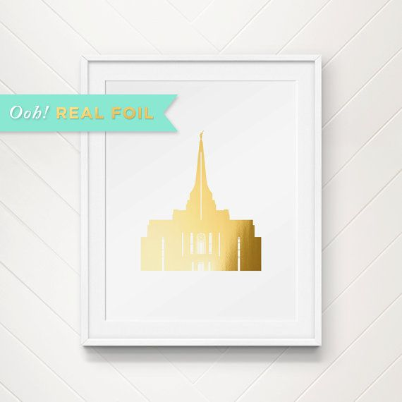 570x570 Gilbert Az Lds Temple Silhouette Real By Collectivitylane
