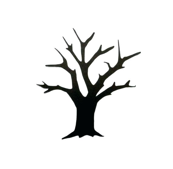 570x556 Bare Tree Printable Best Photos Of Bare Tree Trunk Template
