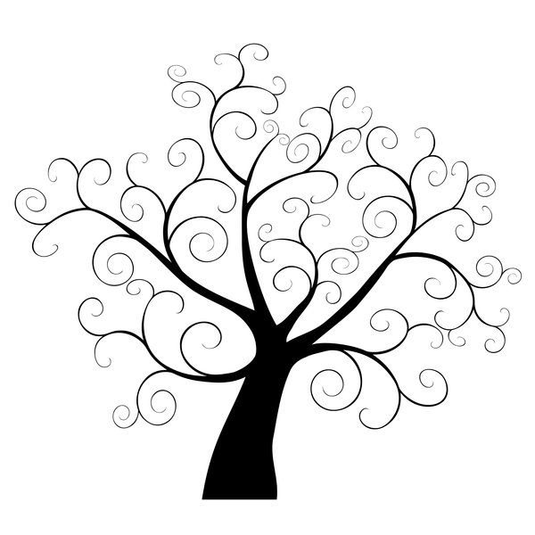 600x600 Branch Clipart Tree Trunk Branches