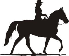 236x191 Cowgirl Silhouette Silhouette Drawing Of A Cowgirl With Hat
