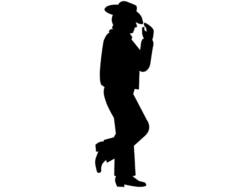 800x600 Silhouette Cowboy Plan 002d 9808 House Plans And More