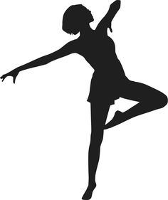 236x281 Gallery Leaping Dancer Silhouette Clip Art,