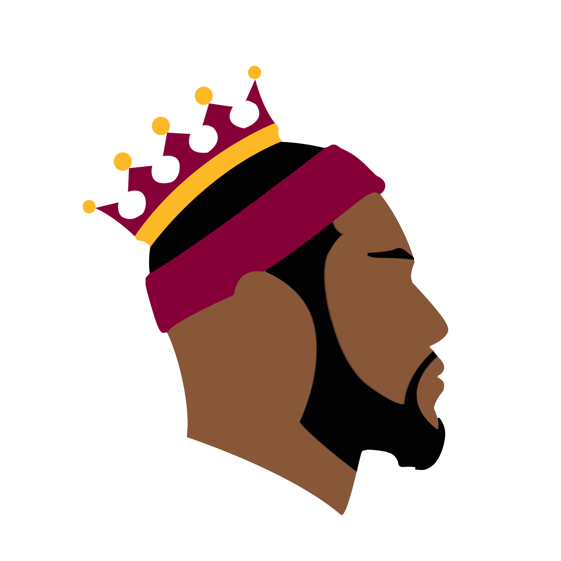 lebron james silhouette at getdrawings com free for personal use
