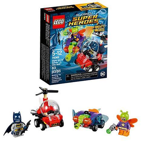 466x466 Lego Dc Comics Mighty Micros Batman Vs. Killer Moth (76069