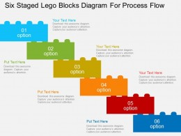 260x195 Shapes Of Lego Stacked In Different Styles Powerpoint Presentation