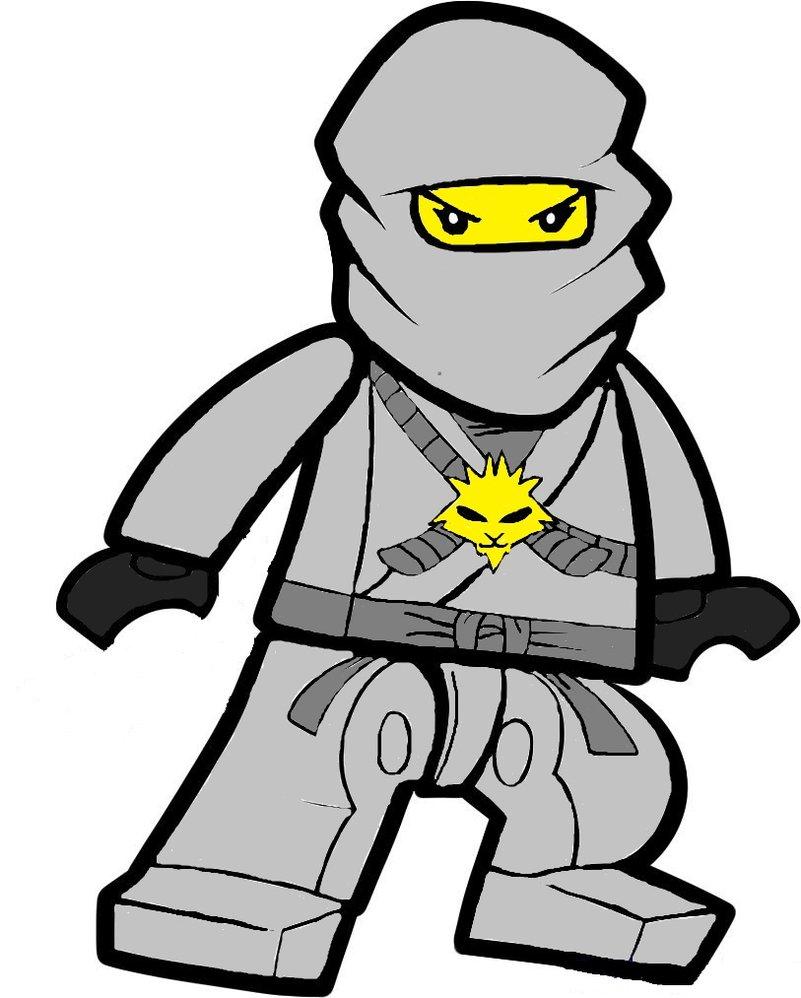 801x998 Lego Ninja Clipart